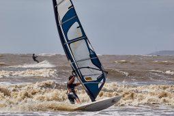 Maxime Fevrier, Maitres du vent, Sport, Windsurf