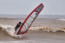Francois Lehouerou, Maitres du vent, Sport, Windsurf
