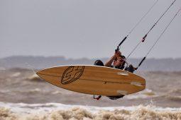 Jacques Sionniere, Maitres du vent, Sport, Kitesurf