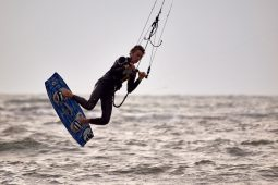 Raphael Boulan, Maitres du vent, Sport, Kitesurf