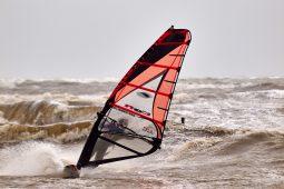 Yann Terrien, Maitres du vent, Sport, Windsurf