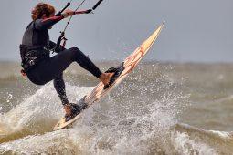 Yves Gondre, Maitres du vent, Sport, Kitesurf