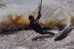 Pascal Rougeron, Maitres du vent, Sport, Kitesurf