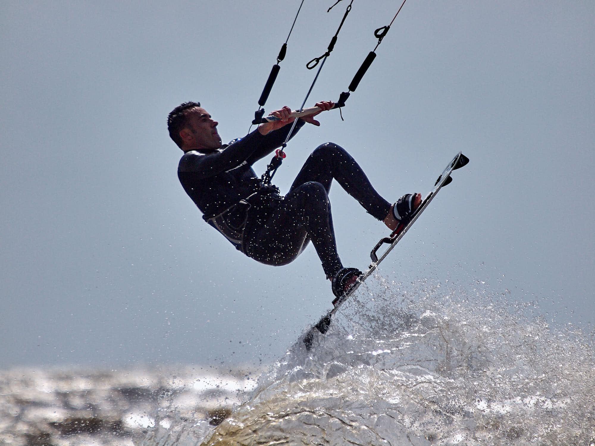 Yann Josse, Maitres du vent, Sport, Kitesurf