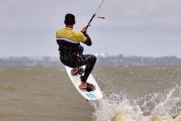Julien Leguern, Maitres du vent, Sport, Kitesurf