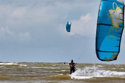 Thierry Le Floc'h, Maitres du vent, Eric Fomberteau, Sport, Kitesurf