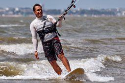 Fabrice Hacout, Maitres du vent, Sport, Kitesurf