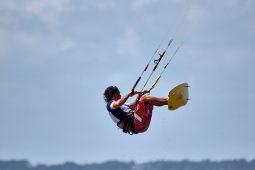 Thierry Huet, Maitres du vent, Sport, Kitesurf