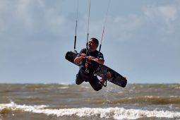 Eric Fomberteau, Maitres du vent, Sport, Kitesurf