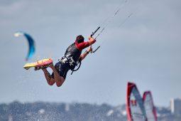 Gregory Menec, Maitres du vent, Sport, Kitesurf