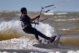 Guillaume Fomberteau, Maitres du vent, Sport, Kitesurf
