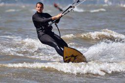 Gregory Serreau, Maitres du vent, Sport, Kitesurf