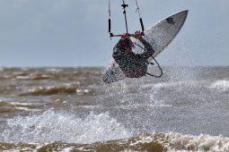 Hugues Durand, Maitres du vent, Sport, Kitesurf
