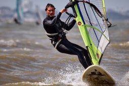 Briac Herlidou, Maitres du vent, Sport, Windsurf