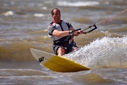 Laurent Michaud, Maitres du vent, Sport, Kitesurf