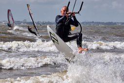 Jacques Durand, Maitres du vent, Sport, Kitesurf