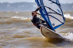 Carl Randonnet, Maitres du vent, Sport, Windsurf