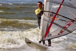 Julien Leguern, Maitres du vent, Sport, Windsurf