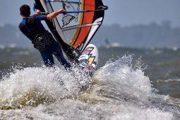 Stephane Vannier, Maitres du vent, Sport, Windsurf
