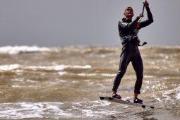 Thierry Guignon, Maitres du vent, Sport, Kitesurf