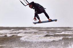 Erwan Forget, Maitres du vent, Sport, Kitesurf