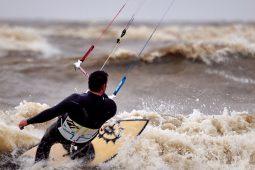 Xavier Martin, Maitres du vent, Sport, Kitesurf
