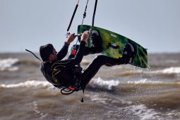Pascal Ducard, Maitres du vent, Sport, Kitesurf