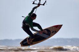 Yann Godet, Maitres du vent, Sport, Kitesurf