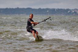 Guillaume Chantal, Maitres du vent, Sport, Kitesurf