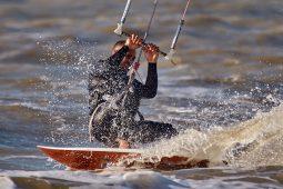 Jeremie Bazin, Maitres du vent, Sport, Kitesurf