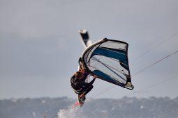 Yves Gondre, Maitres du vent, Sport, Windsurf