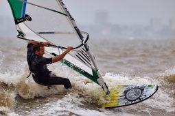 Rodolphe Hegron, Maitres du vent, Sport, Windsurf