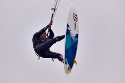 Serge Bodet, Maitres du vent, Sport, Kitesurf