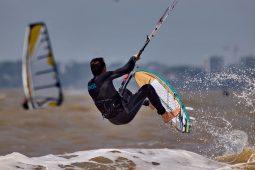 Maitres du vent, Alain Goter, Sport, Kitesurf