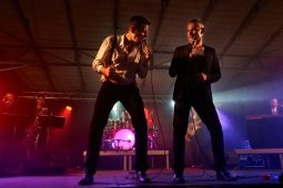 Concert, Soul Kays and the Hush Puppies