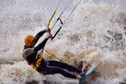 Maitres du vent, Pascal Rougeron, Sport, Kitesurf