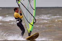 Maitres du vent, Yves Gondre, Sport, Windsurf