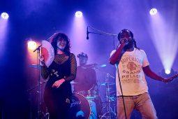 Concert, Lucille Crew