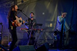 Vanupié, Concert