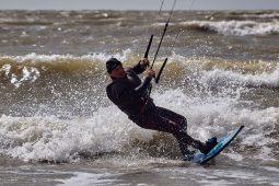 Maitres du vent, Serge Bodet, Sport, Kitesurf