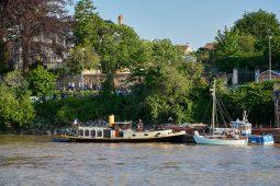 Débord de Loire, Evenement, Bateau, Chalutier, Laisser dire