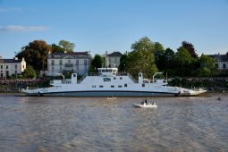 Débord de Loire, Evenement, Bateau, L'île Dumet