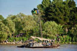 Débord de Loire, Evenement, Bateau, Gaillard