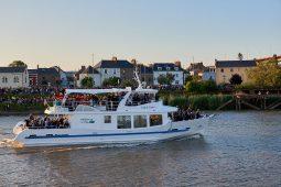 Débord de Loire, Evenement, Bateau, Lady de Nantes