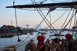 Débord de Loire, Evenement, Bateau, Belem