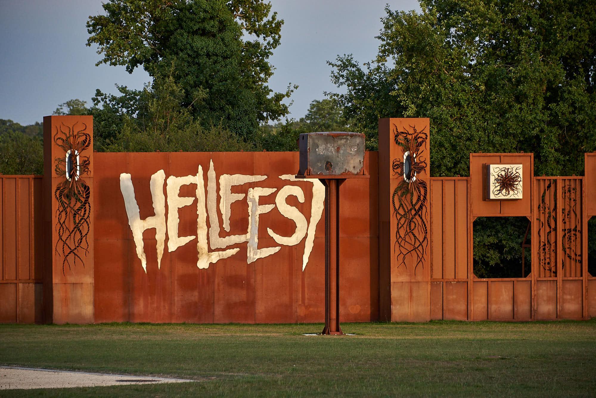 Hellfest, Tourisme